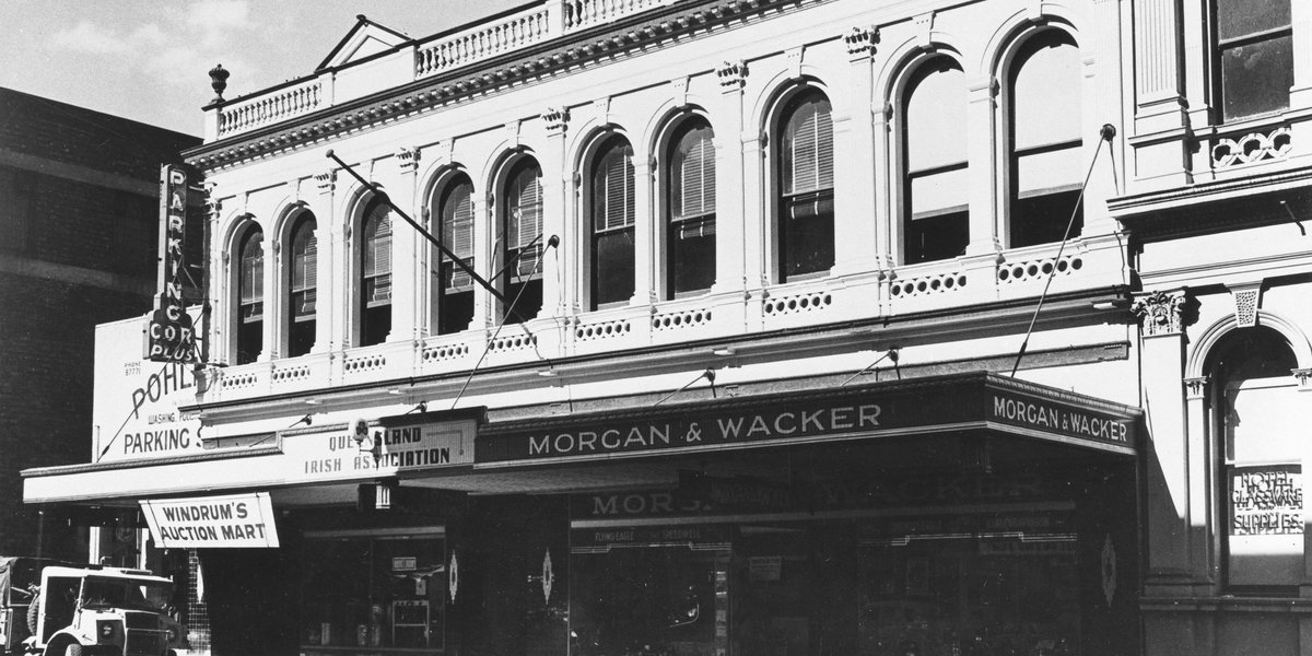 blog large image - Do You Know Our History? Morgan & Wacker H-D®