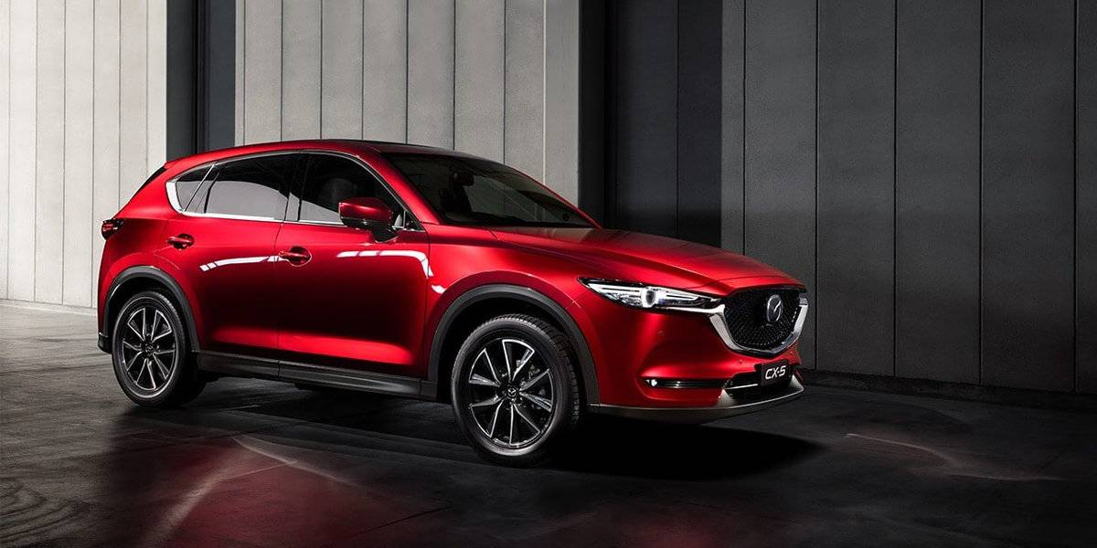 blog large image - Mazda CX-5 receives significant performance and tech upgrades