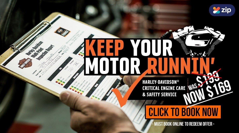 Keep Your Motor Runnin'