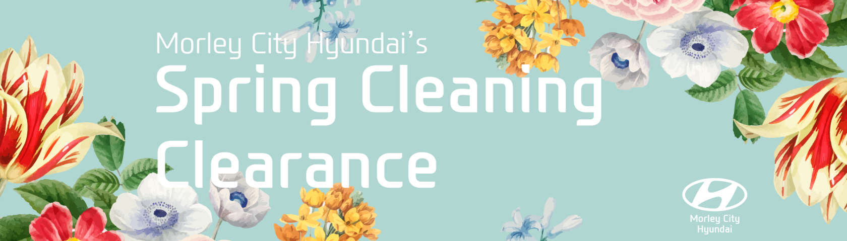 Spring Cleaning Clearance