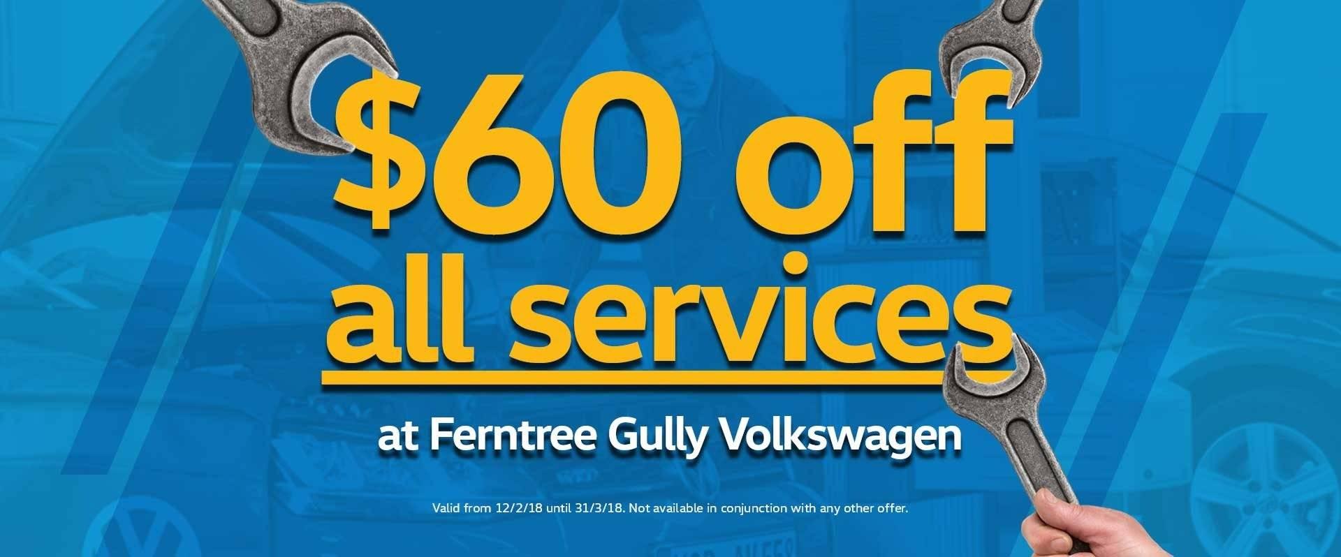 Ferntree Gully Volkswagen service