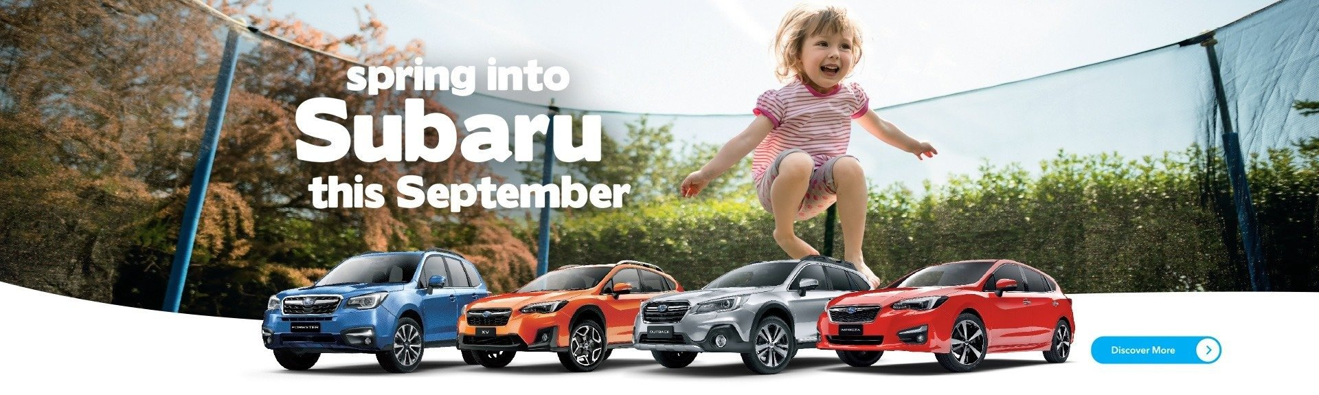 Subaru Sale Sydney