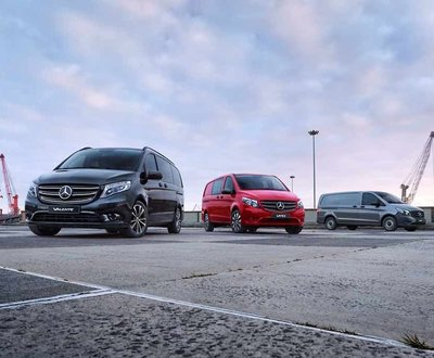 Mercedes-Benz Vans image