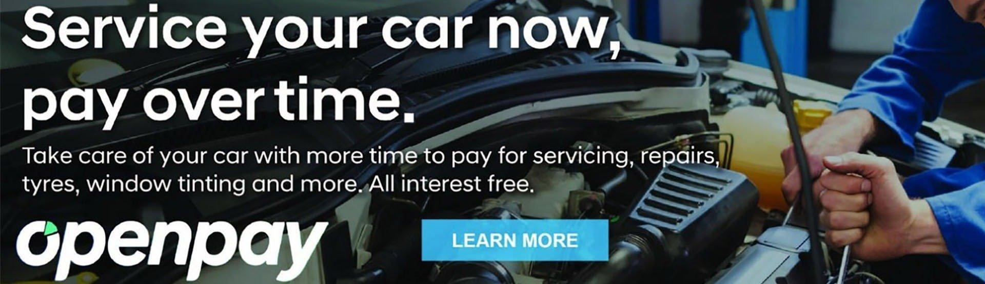FTG Nissan service