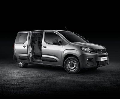 Peugeot Van  image