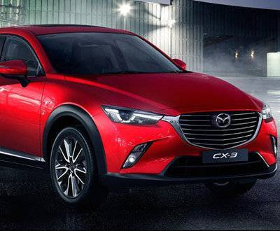 CX-3 Red image