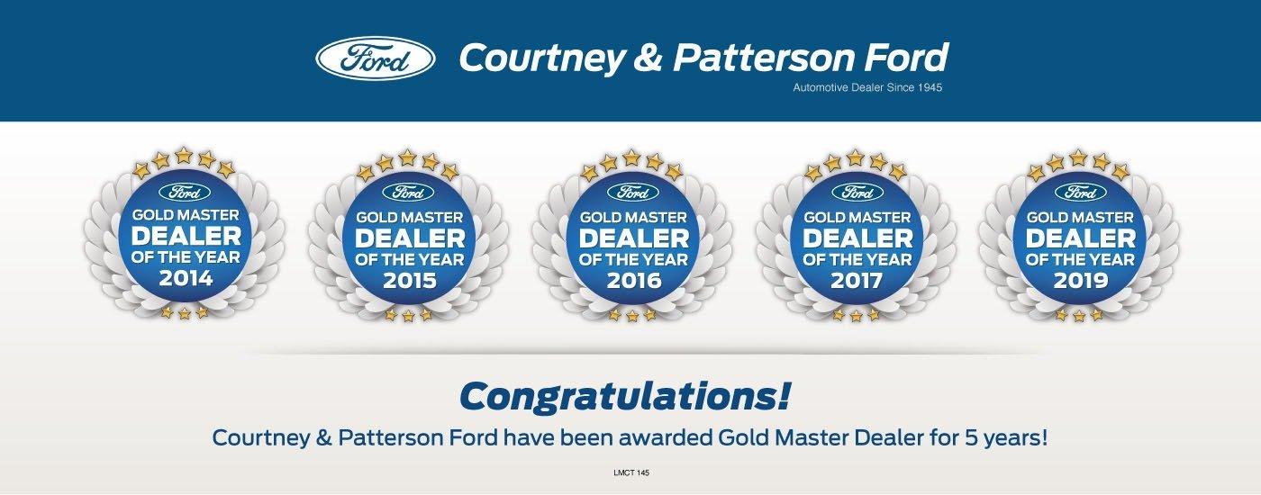 CP Gold Master Dealer