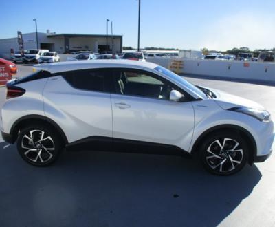 Used Toyota CH-R Sunshine Coast image