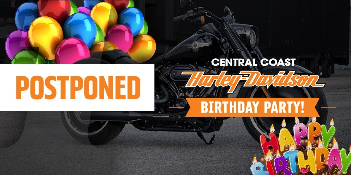 blog large image - Central Coast H-D® Birthday Party