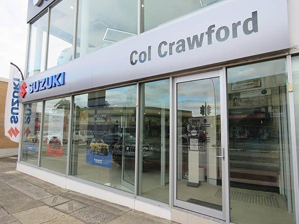 Welcome to Col Crawford Suzuki