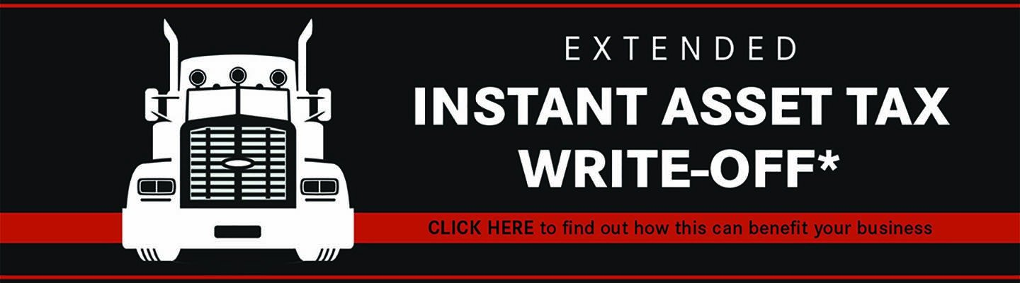 Instant Tax Write off banner