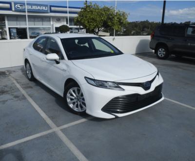 Second Hand Toyota Camry Sunshine Coast image