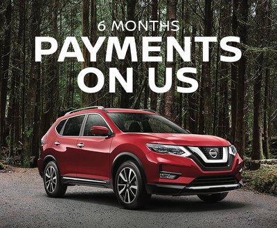 X-TRAIL Offer image