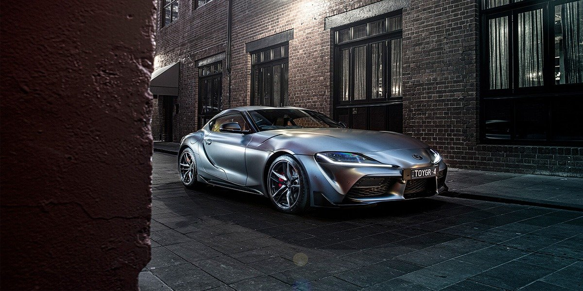 blog large image - Toyota GR Supra Returns as a No-Compromise Sports Car