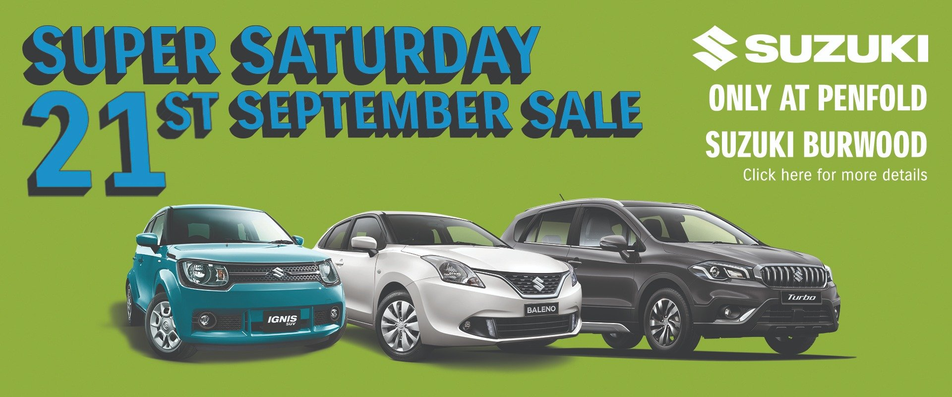 One day sales event