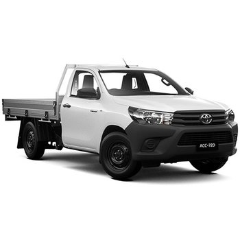 2019 Toyota HiLux 4x2 Workmate Small Image