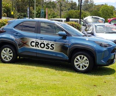 Toyota Yaris Sunshine Coast image