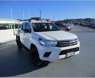 Used Toyota Hilux Sunshine Coast image