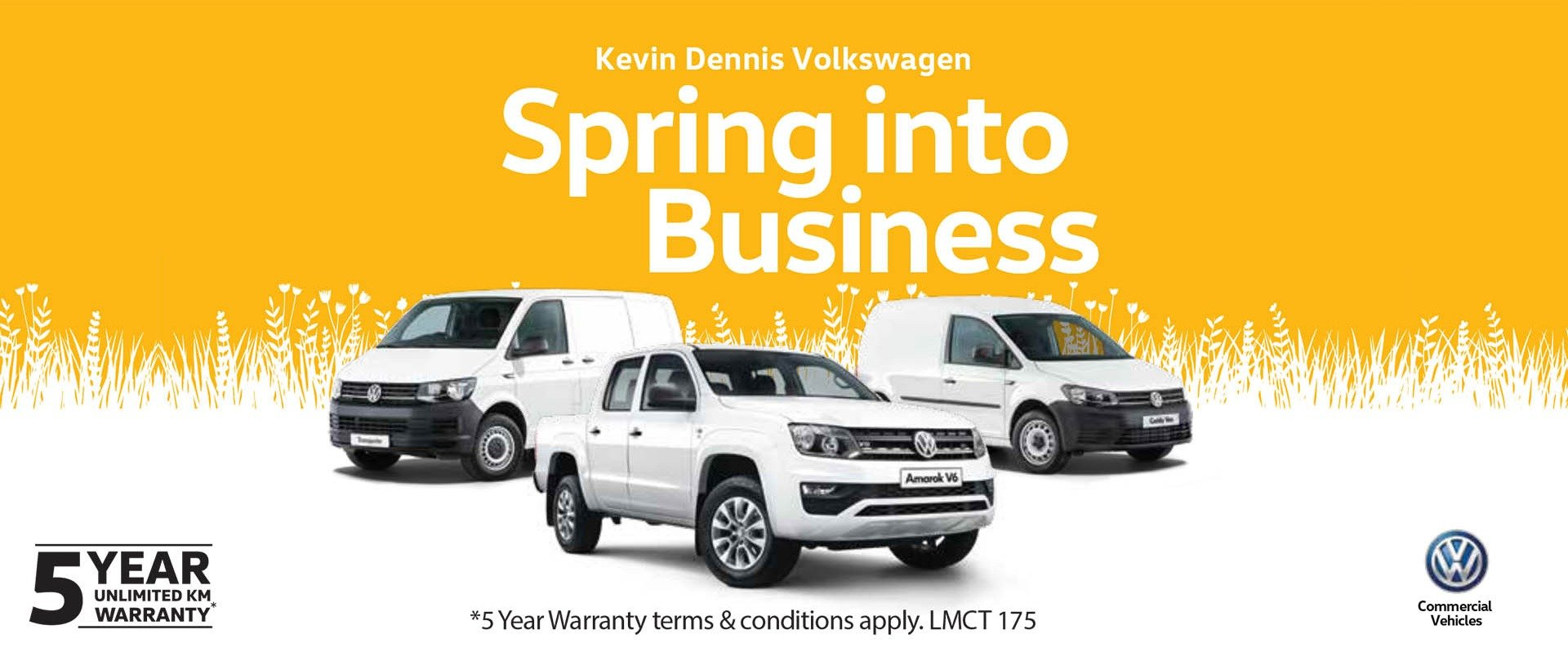 Spring into Business