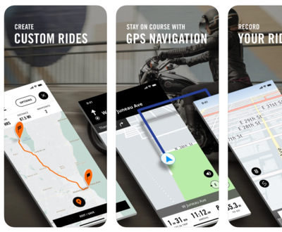 The Official Harley-Davidson® App image