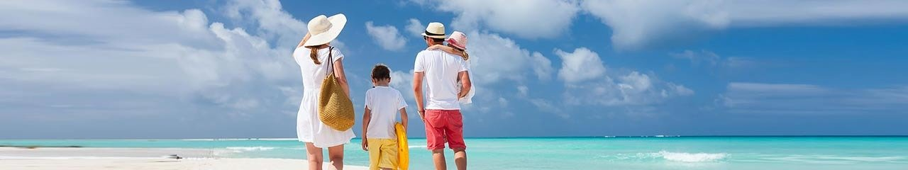 Family lifestyle image - contented with their finance