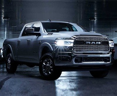 All-new RAM 2500 Reports for Heavy Duty image