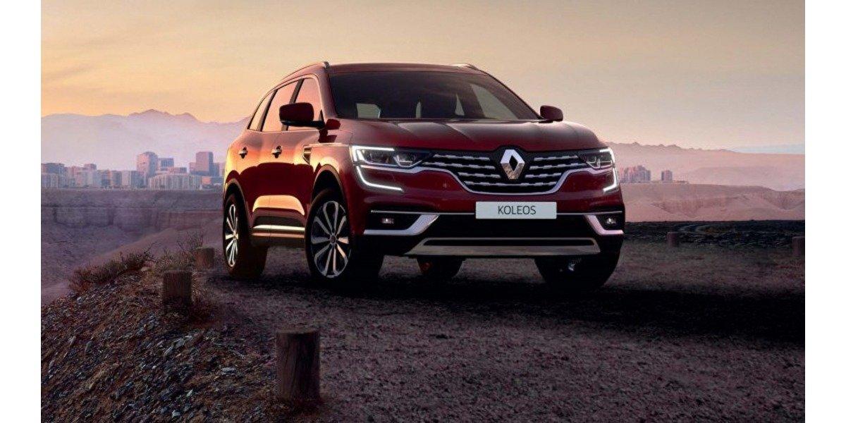 blog large image - Record Koleos result as Renault sales soar