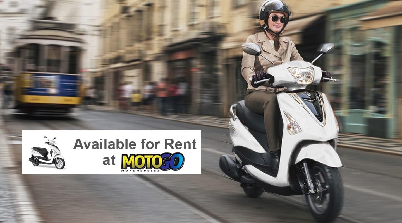 Motogo Yamaha | Motorbike Rental