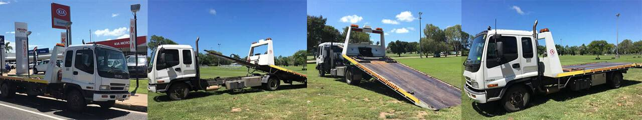 Burdekin Motor Group Towing