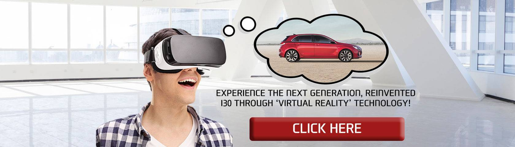 Llewellyn Hyundai i30 Virtual Reality