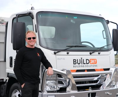 Build 24/7's new Isuzu a mobile factory on wheels image