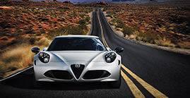 McCarroll's Alfa Romeo Newcastle