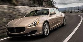 McCarroll's Maserati Sydney
