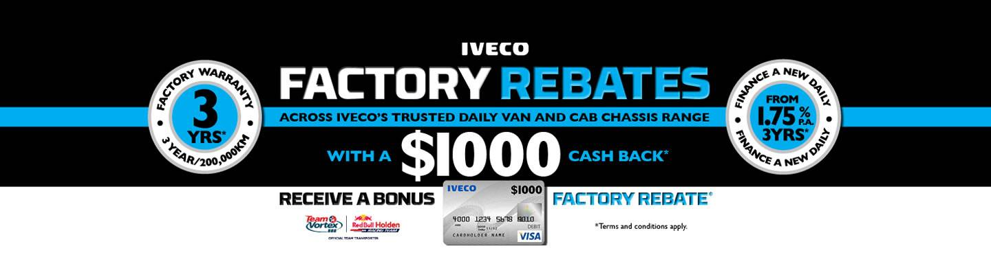 Iveco Daily Offer