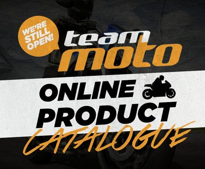 TeamMoto Online Catalogue image