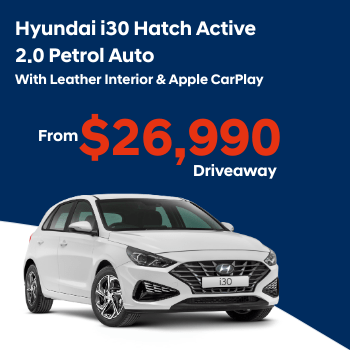 NEW i30 ACTIVE HATCH AUTO Small Image