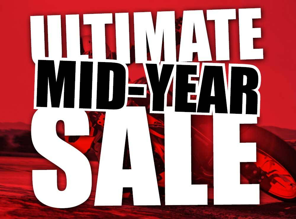 ULTIMATE MID-YEAR SALE EXTENDED!