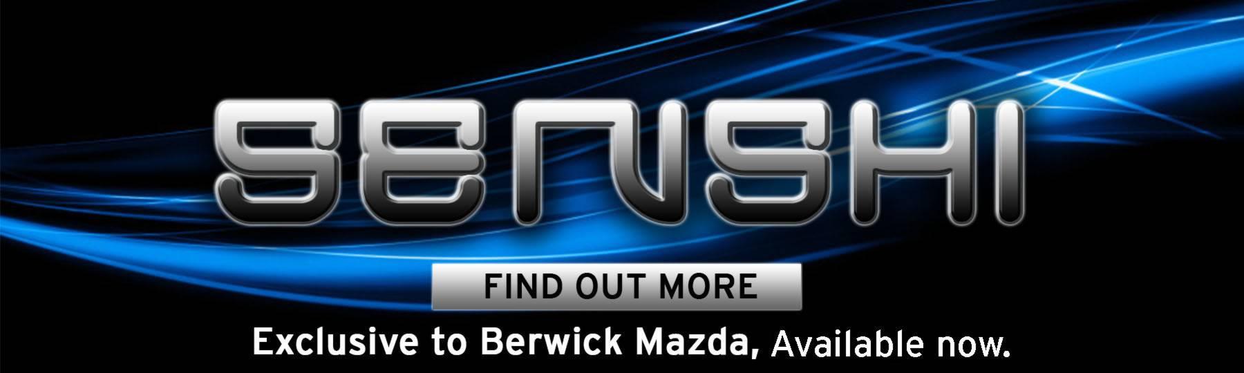 Berwick Mazda- SENSHI