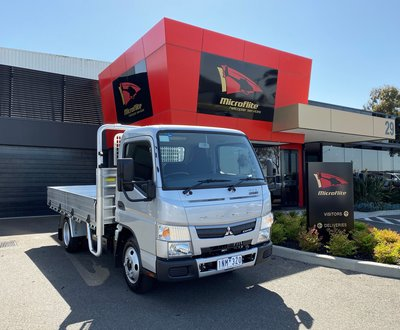 Fuso Canter 413 Trade Pack Truck image