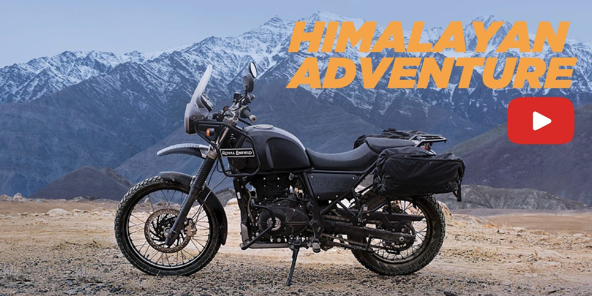blog large image - Royal Enfield's Ride to Mount Everest: YouTube Premiere