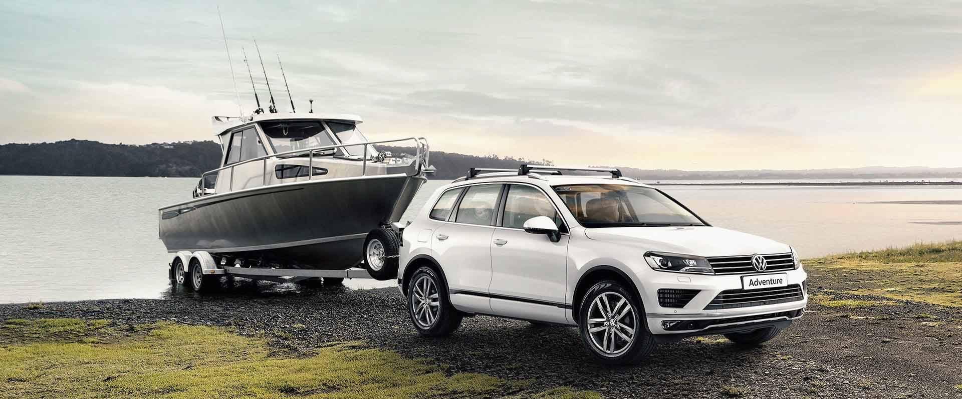 VW Touareg Adventure