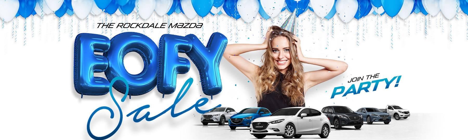 Rockdale Mazda EOFY Sale