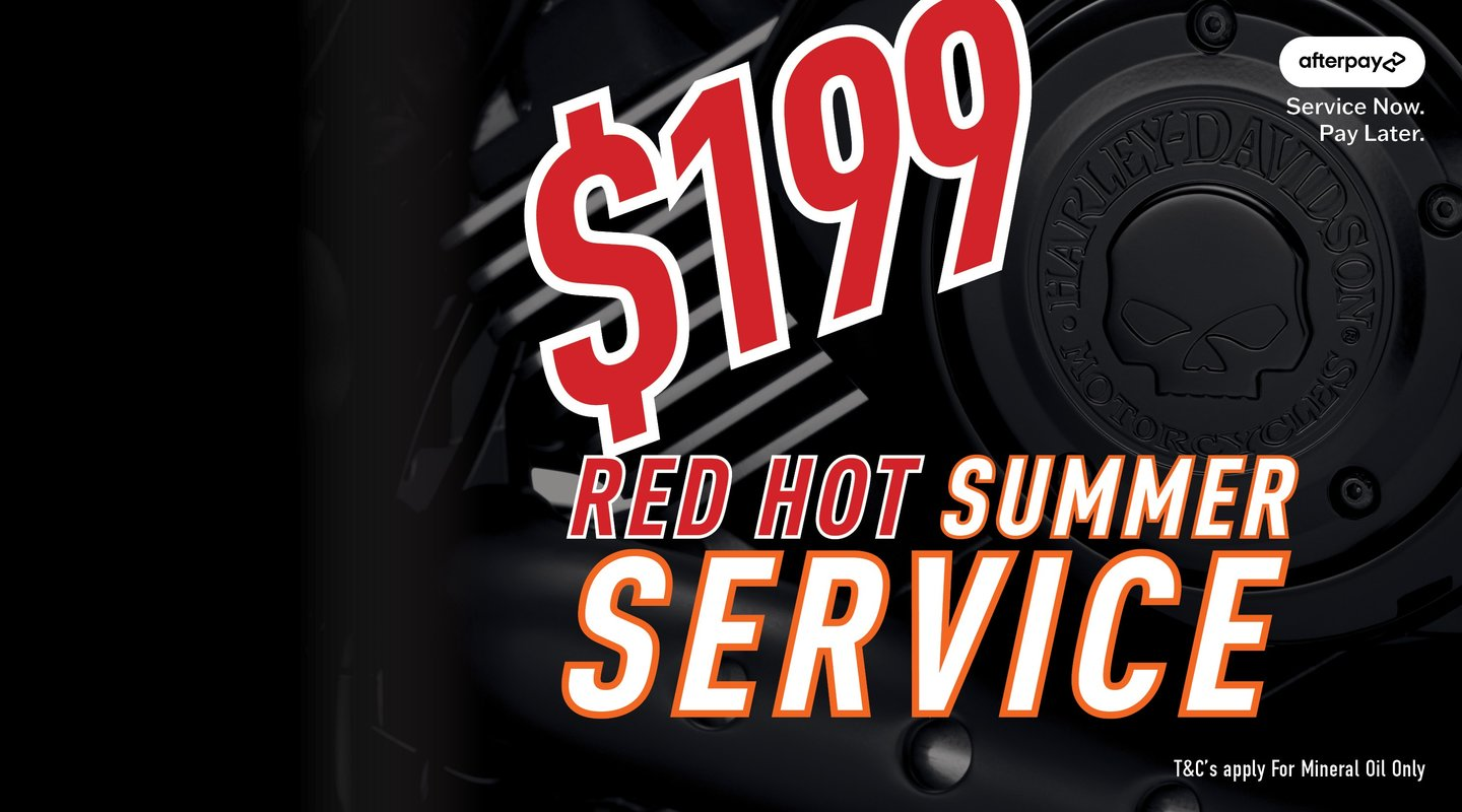 199 Red Hot Service