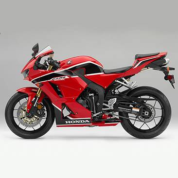 Honda CBR600RR - Feature 02