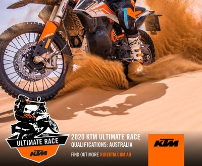 KTM ULTIMATE RACE 2020 image