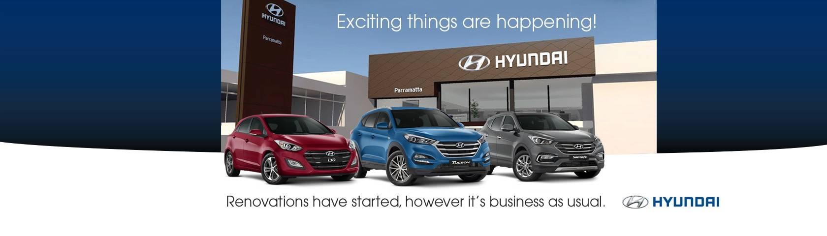 Parramatta Hyundai