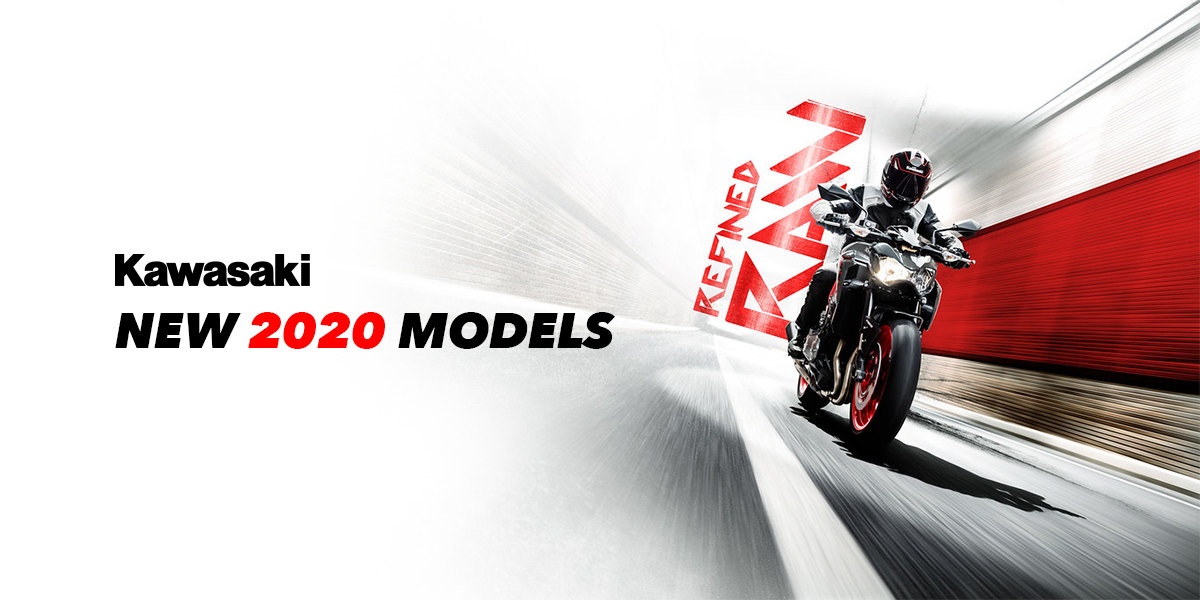 blog large image - NEW 2020 Kawasaki Models!