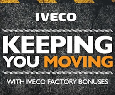 IVECO Trucks and Vans image