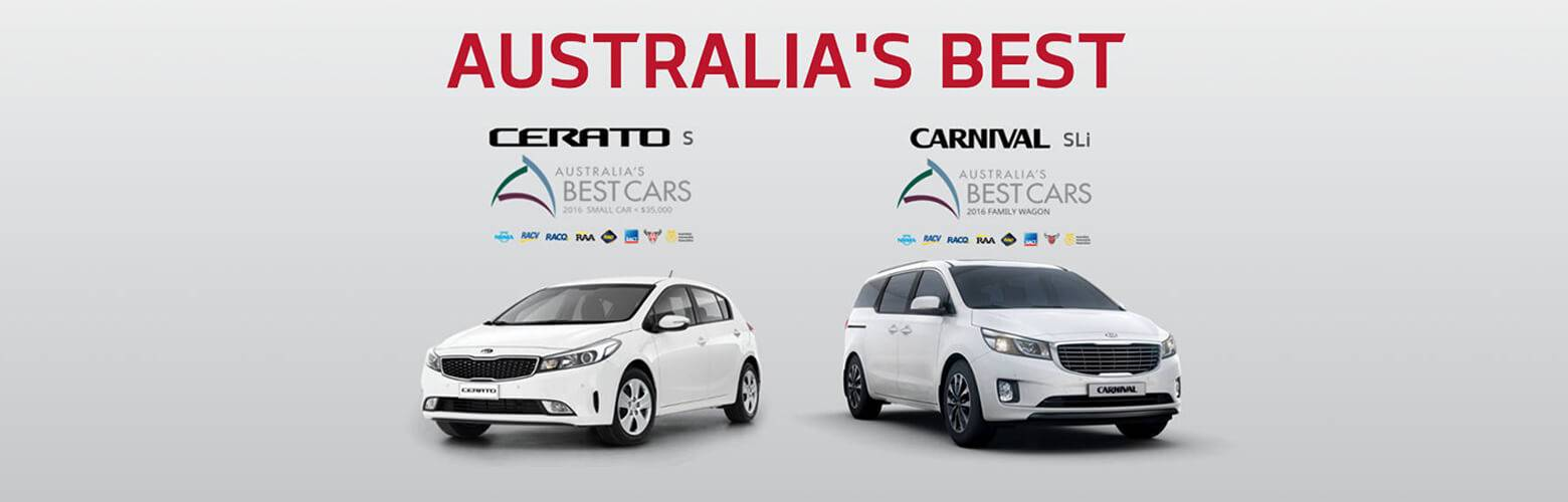 Australia's Best