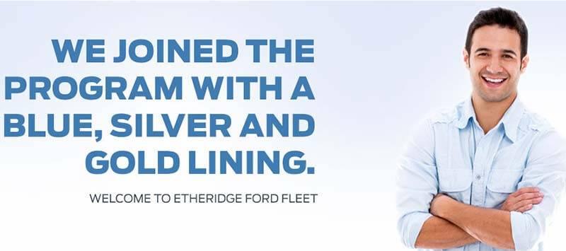 Etheridge Ford Fleet Business